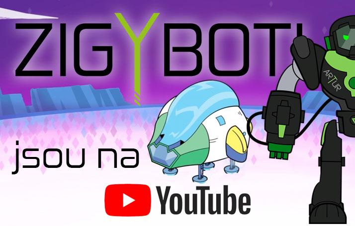 Zigyboti na Youtube