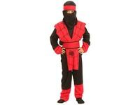 50305 - Kostým na karneval - Ninja pavouk, 110-120 cm
