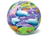 48854 - Míč delfín, 14 cm
