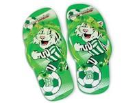 57829 - Sandály - tygr fotbalista, velikost 28-34