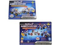 61493 - Malý mechanik 4 druhy