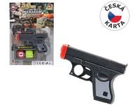 65327 - Pistole s kuličkami na kartě