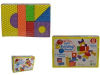 74890 - puzzle pěnové, kostky