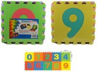 74894 - Puzzle pěnové 10 dílů -  číslice