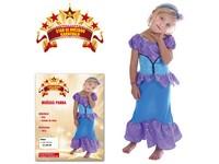 75142 - Kostým na karneval - Mořská panna, (92 - 104 cm)