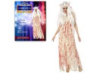 75206 - Kostým na karneval - Vampýrka - pro dospělé (170 cm)