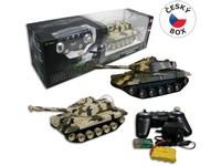 80816 - Tank na ovládání s pásy