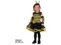 82494 - Kostým na karneval - Včelka se sukýnkou , 92-104 cm
