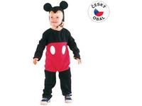 82514 - Kostým na karneval myška, 92-104cm