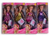 82642 - Panenka Lucy s nákupní taškou