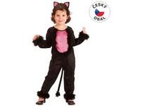 20757 - Kostým na karneval - Kočička, 92-104 cm