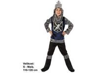 86071 - Kostým na karneval - Rytíř 110 - 120 cm