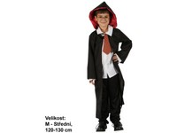 86081 - Kostým na karneval - Čaroděj, 120 - 130 cm