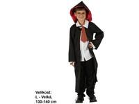 86082 - Kostým na karneval - Čaroděj, 130 - 140 cm