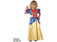86161 - Kostým na karneval - Sněhurka, 92 - 104 cm