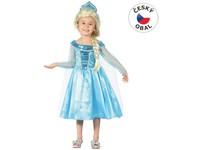 86170 - Kostým na karneval Ledová princezna