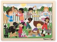 87628 - Puzzle přátelé 12 dílů 30 cm
