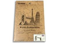 89048 - Puzzle 3D  - světové budovy, 41 dílků