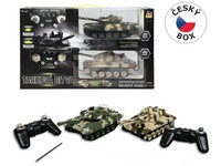90409 - Tanky 2 ks na ovládání