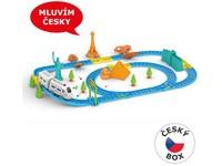 90708 - Vlak, cesta kolem světa