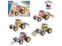 90789 - Malý mechanik-Traktor s nástrojem 4 druhy