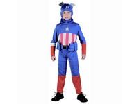 91250 - Kostým na karneval Hrdina, 110-120cm