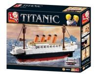 91723 - Stavebnice Titanic 194 ks