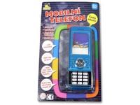 91759 - Mobilní 3D telefon na baterie