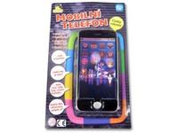 91765 - Mobilní telefon SK+CZ na baterie