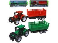 92167 - Traktor s vlečkou na setvačník