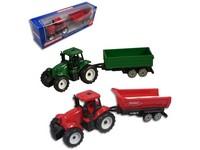 92499 - Traktor s vlečkou, volná kola