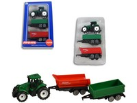 92500 - Traktor s vlečkami
