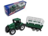 92503 - Traktor s vlečkou