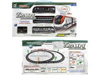 94491 - Vlaková souprava na baterie, 84x62cm