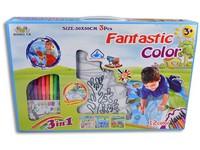 94525 - Podložka k malování s fixy