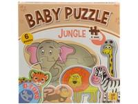 95711 - Puzzle Baby - safari