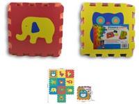 95784 - Puzzle pěnové - zvířátka