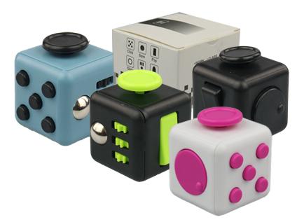 96602 - Kostka antistresová Fidget Cube