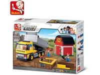 96754 - Kostky - auto nákladní 384 ks