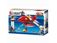 96790 - Kostky - vrtulník 348 ks