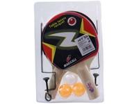 96959 - Sestava pingpongových raket s 3 míčky a síťkou