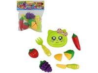 97310 - Ovoce a zelenina 11 ks