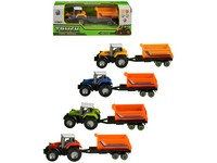 97520 - Traktor s vlečkou, volná kola