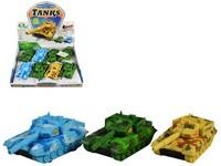 97533 - Tank na setrvačník
