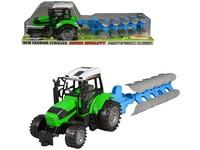 97743 - Traktor s přívěsem na setrvačník
