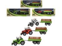 98852 - Traktor s vlečkou na setrvačník