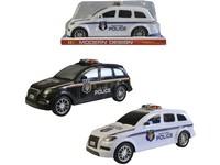 98866 - Auto policejní na setrvačník