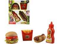 98949 - Souprava hamburger