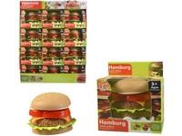 98953 - Souprava hamburger 12 ks