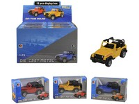 99035 - Jeep, volná kola